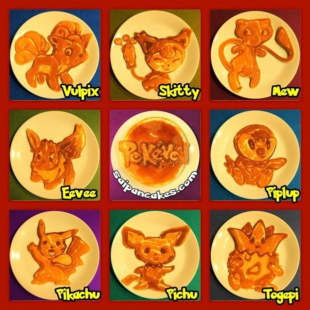 how to make pancake with picture