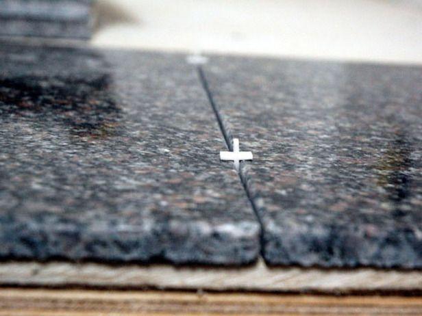 install granite countertops DIY