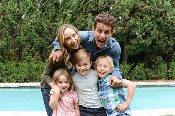 Joey McIntyre Talks Filming New Show with Wife and Kids