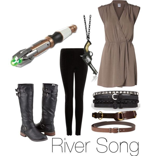 """River Song"" by michelle-geiser on Polyvore"