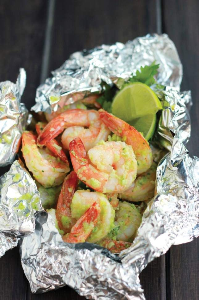 "In Jesseca Hallows' first cookbook, ""Foiled! Easy, Tasty, Tin Foil Meals,"" she takes the ubiquitous tin-foil dinner — a staple of childhood camping trips — and elevates it to an everyday time saver. Foil dinners ..."