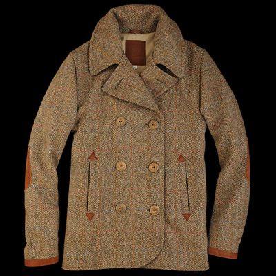 //\\ Harris Tweed jacket