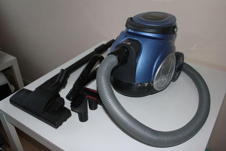 Aspirateur LG 1800W sans sac puissant et compact. Location Aspirateur sans sac LG 1800W Élancourt (78990)
