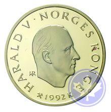 NORVEGE-1992-1500 KRONER-PROOF