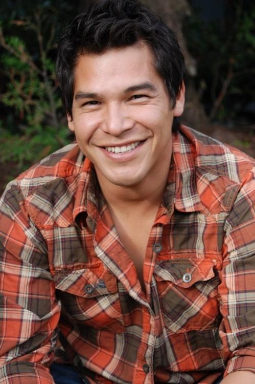 Nathaniel Arcand -Native American hottie