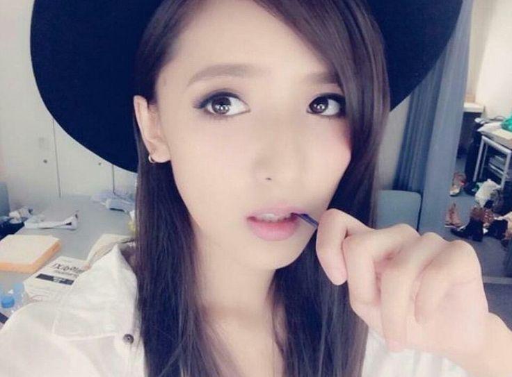 スタイル抜群!E-girlsのメンバー藤井萩花の髪型がよくわかる画像まとめ!