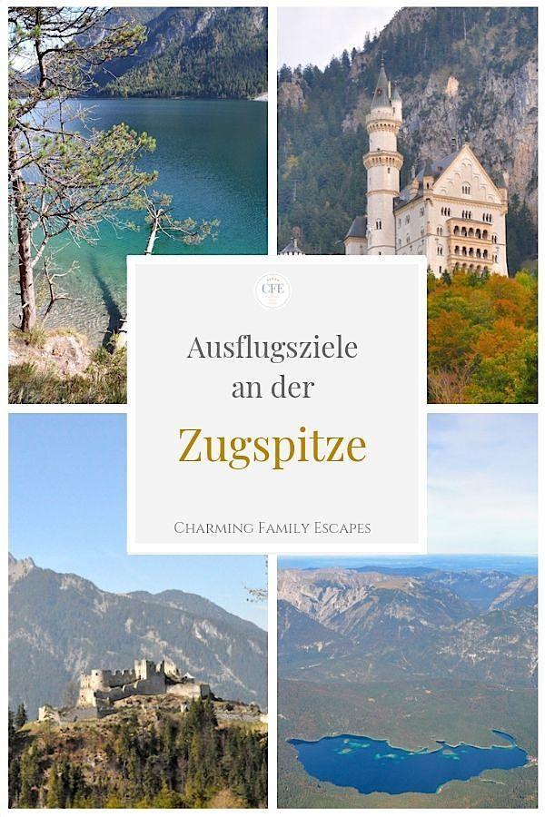 Wunderschone Ausfluge Fur Familien An Der Zugspitze Teil 2 Ausflugsziele Zugspitze Ausflug