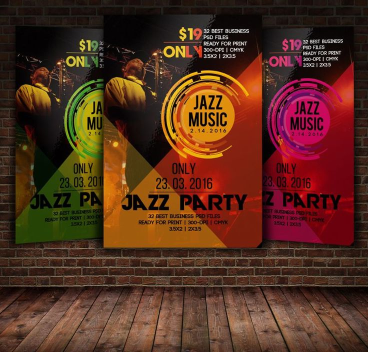 Best  Band Flyer Template Psd For Event Concert And Live