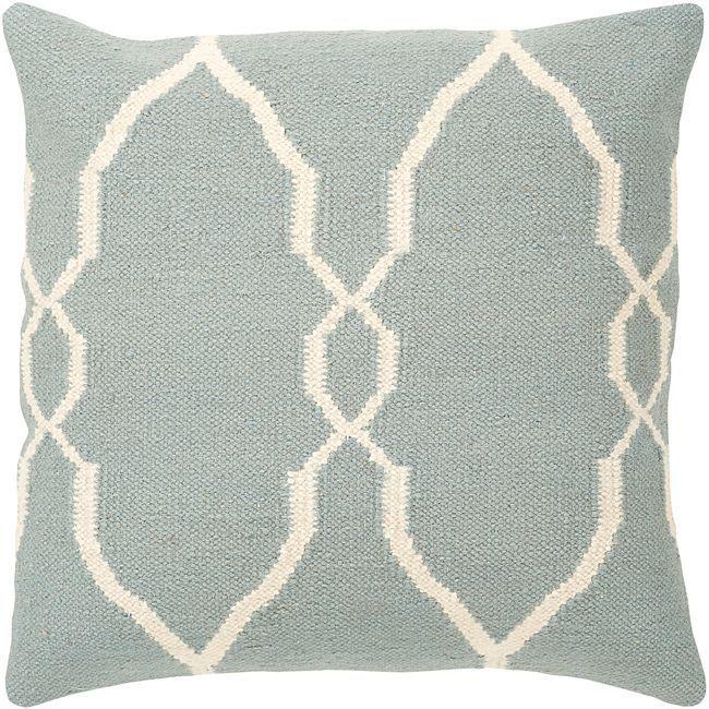 Decorative Faz Pillow (Yellow), Size 22 x 22 (Cotton, Geometric)