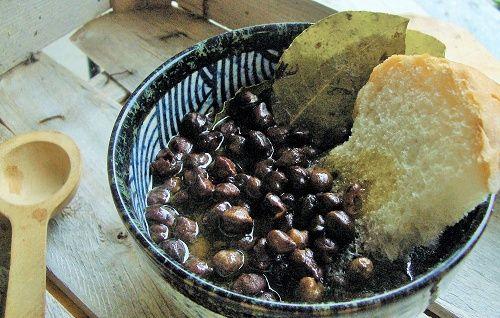 » Zuppa di ceci neri di Matera Cucino Io