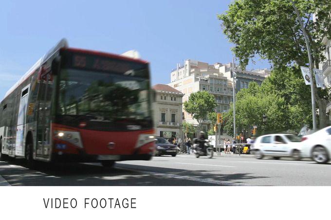 Street traffic timelapse. by Grey Coast Media on Creative Market