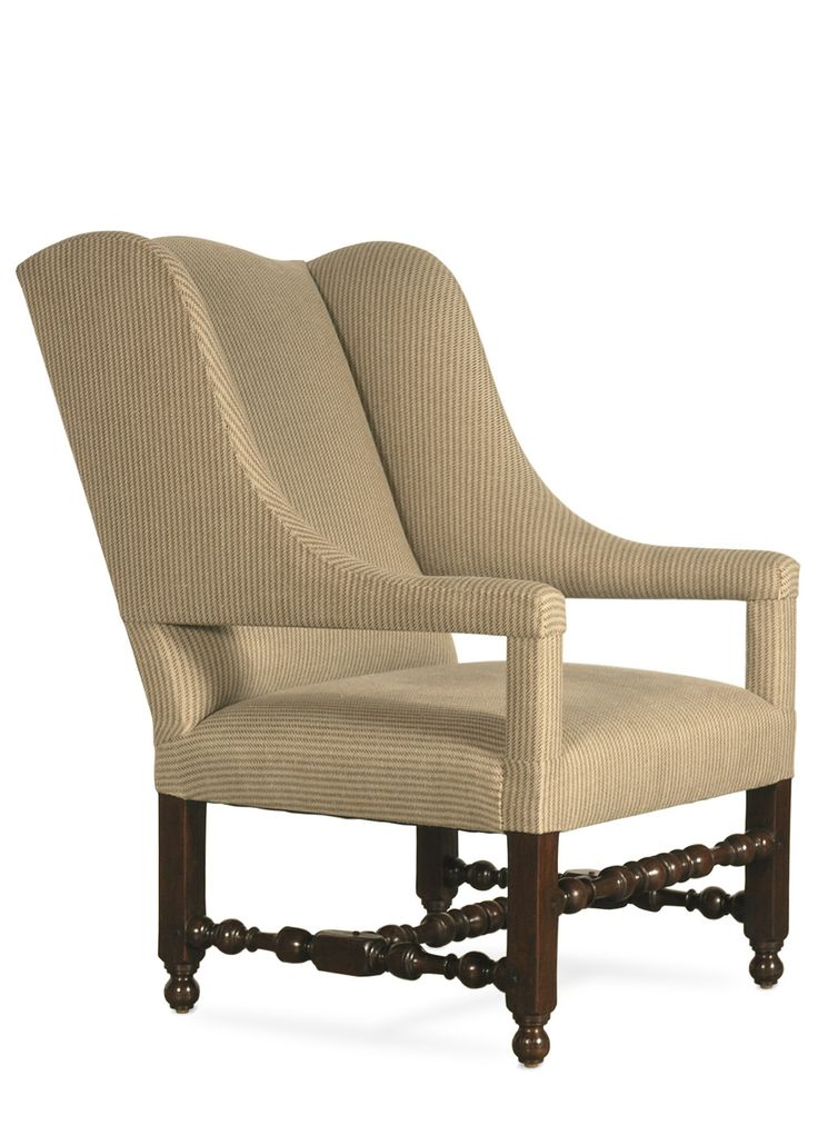 andraw wing chair