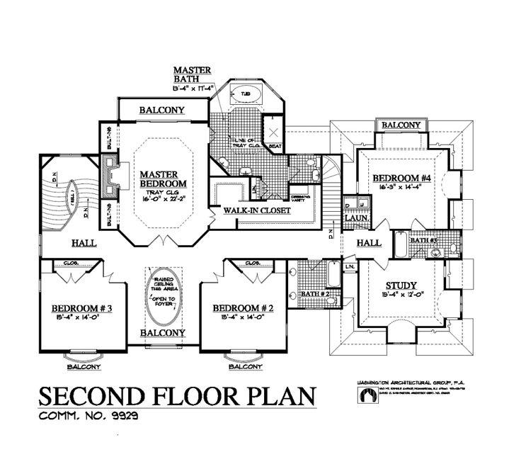214 best images about floor plans on pinterest for Custom estate home plans