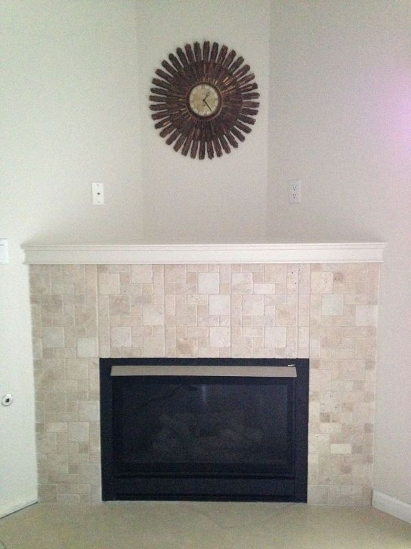 17 Best Ideas About Gas Fireplace Mantel On Pinterest