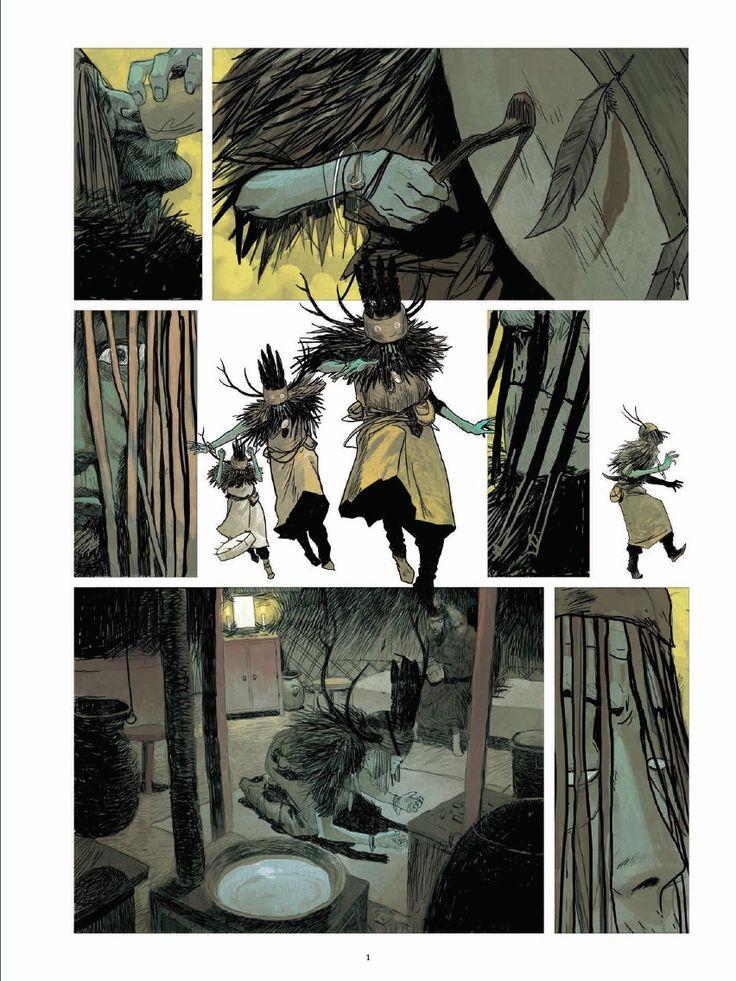 Temudjin (Antoine Ozanam  Antoine Carrion) page 1
