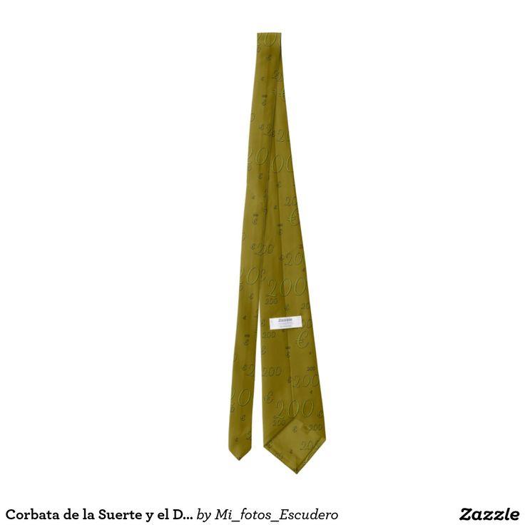 Corbata de la Suerte y el Dinero 200 euros