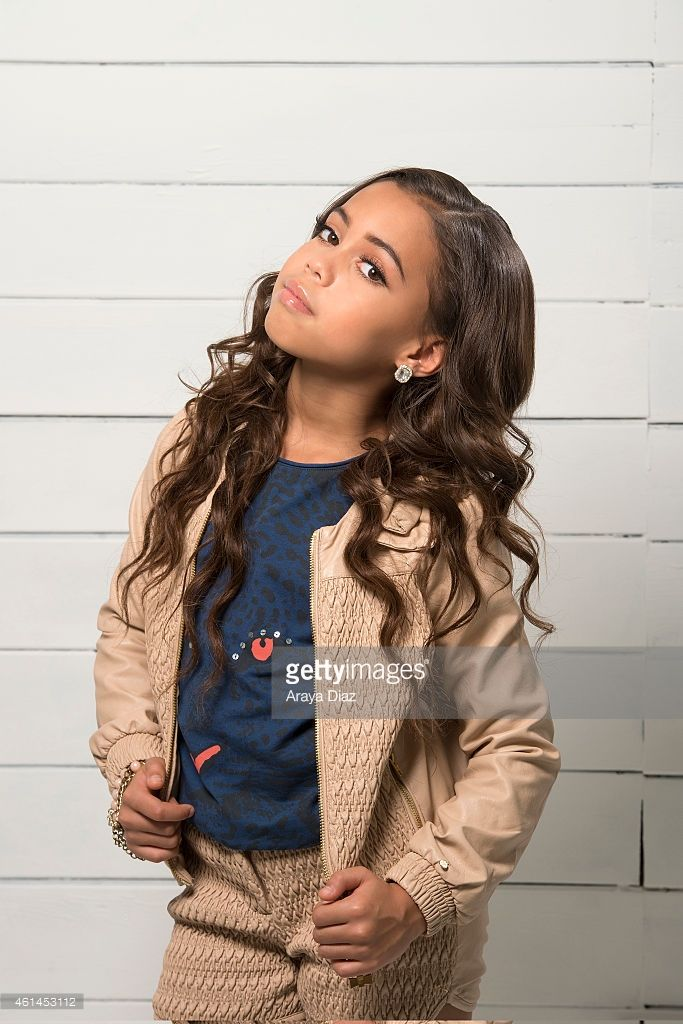 Actress and dancer Asia Monet Ray for Portrait Session on October 28, 2014 in…