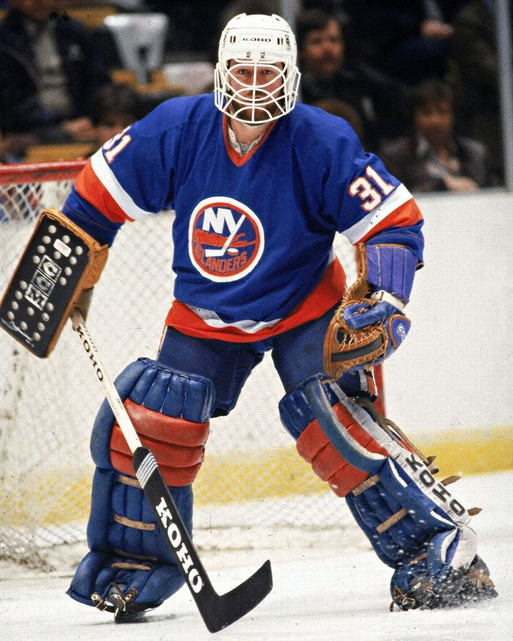 Billy Smith, New York Islanders