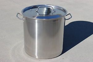CONCORD-Triply-Bottom-Stainless-Steel-Beer-Stock-Pot-Cookware-Home-Brew-Kettle