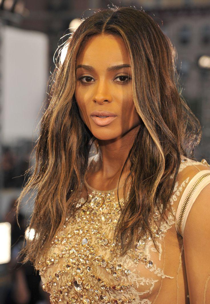 ciara hair color ideas