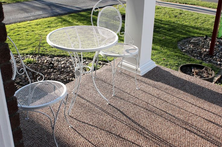 Best Outdoor Carpeting For Decks