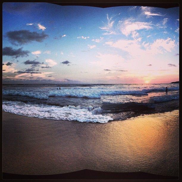lugar de grandes olas y sede  del 1er Agni yoga Fest