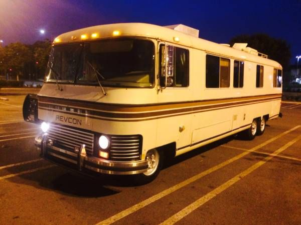 222 Best Images About Classic Motorhomes On Pinterest