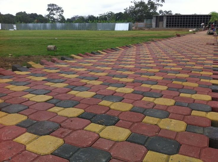 1000 images about adoqu n on pinterest brick walkway for Adoquines para jardin