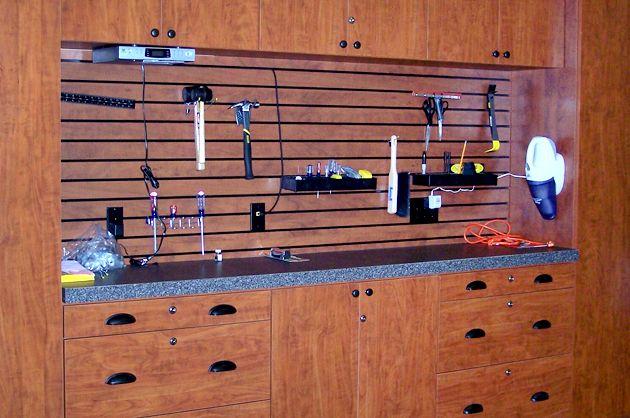 Custom garage storage all about closets garage for Closet world garage