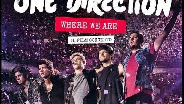 One Direction: Where We Are - trailer italiano del film concerto di San Siro