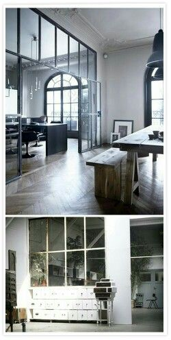 11 best Cloison verre images on Pinterest Room dividers, Future