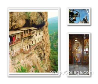 Read in our blog about the monasteries in the area of Arcadia!