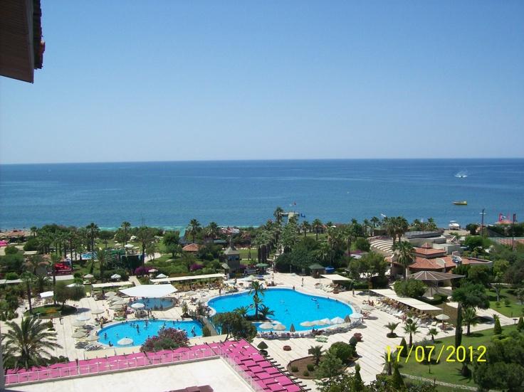 Baciu Dana Ramona -  Turcia, Antalya, Hotel Iberostar Bellis