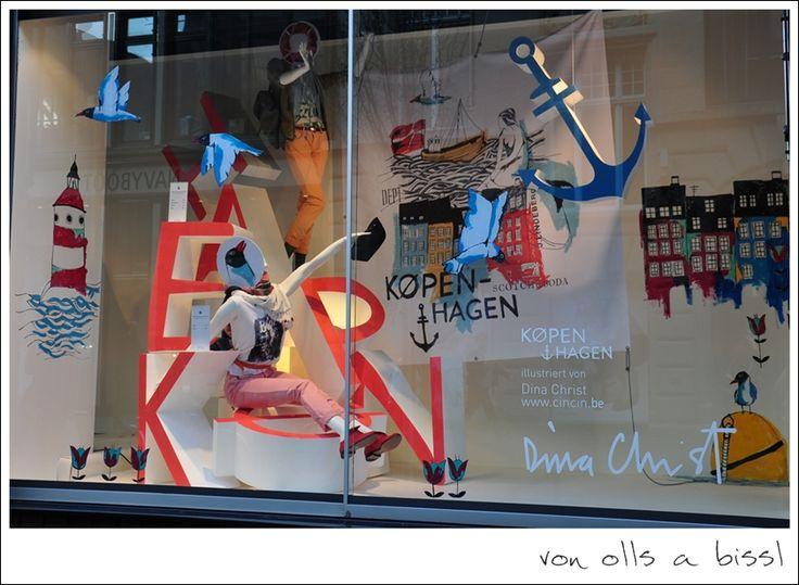 Kopenhagen, pinned by Ton van der Veer