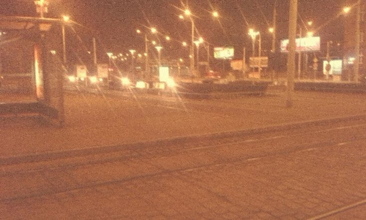 Photo Wrocław by Night (Filters Test) Super 8 RetroEF. by Marcin Kubiś on 500px
