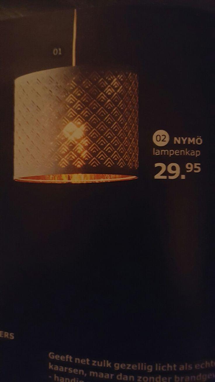 Hanglamp kleedkamer  (IKEA)