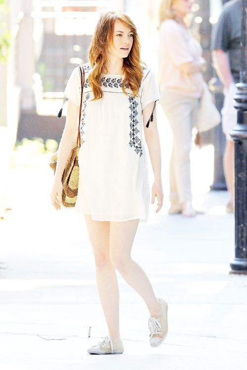 Emma Stone Perfect For Summer Emma Stone Ropa Pinterest Summer