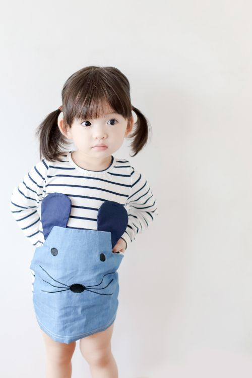 Ozkiz Little Jerry Dress. Perfect for F/W season 2016.  OZKIZ, a Korean top brand for kids clothes and shoes collection, founded in 2010.  Get it now on www.ozkiz.com Also available on www.amazon.com