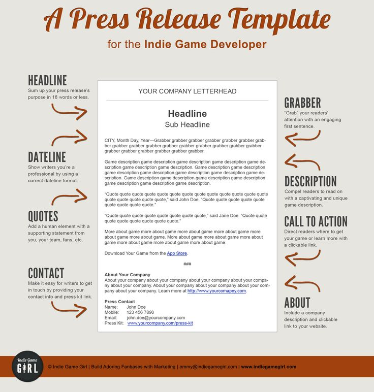 The  Best Press Release Ideas On   What Is