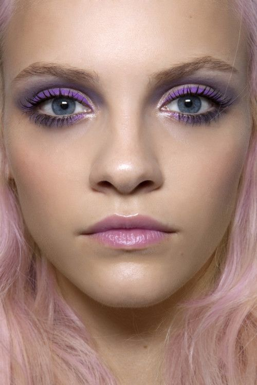 If you love purple; you can recreate this look with the WILD YAM Eyeshadow by Larissa Bright Australia!