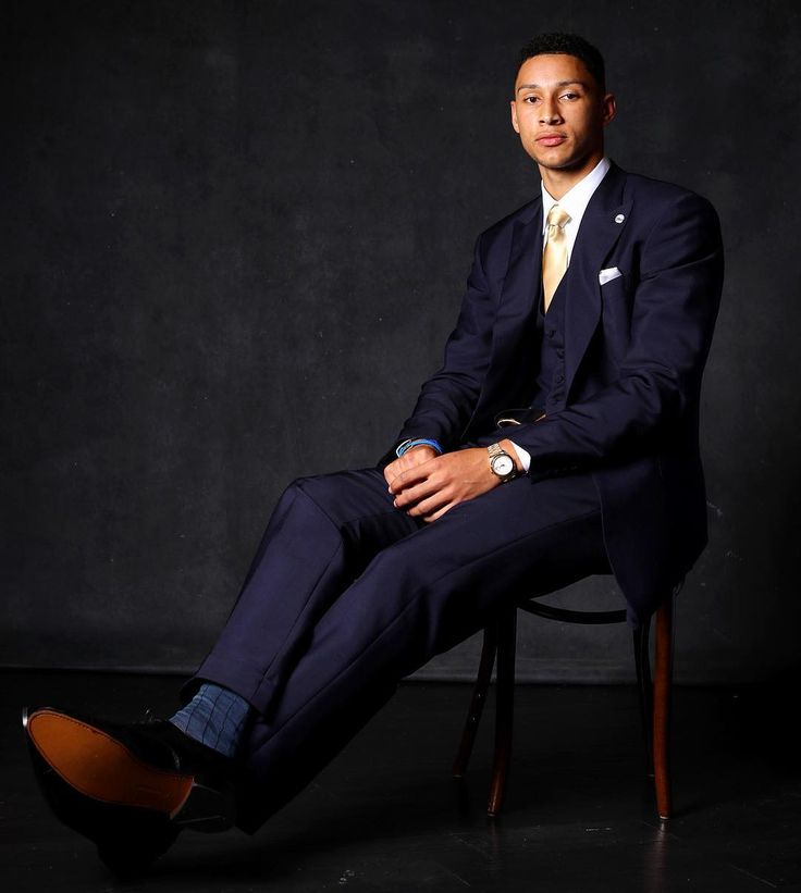Ben Simmons poses for Sports Illustrated after being drafted first overall by the Philadelphia 76ers in the first round of the 2016 NBA Draft.  Photo by Simon Bruty @anychance_  @sixers @nba #sportsillustrated #sioriginals #nbadraft #bensimmons