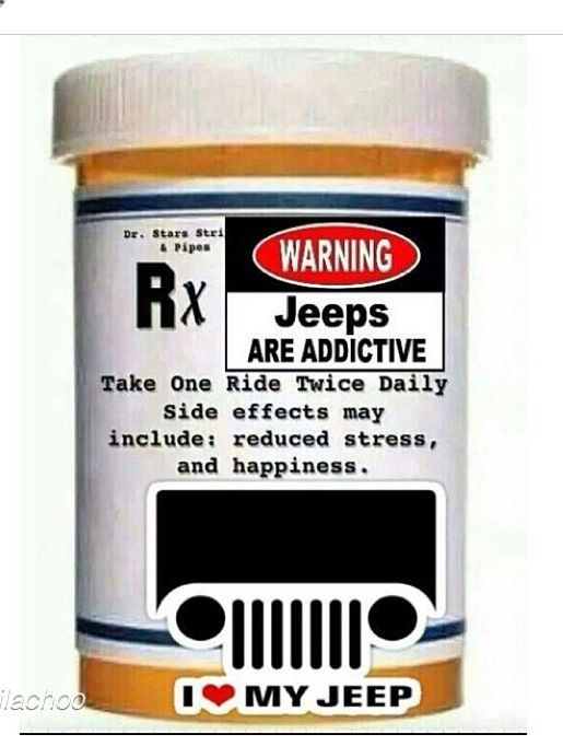 Jeep thing!