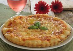 Pizza senza impasto ++