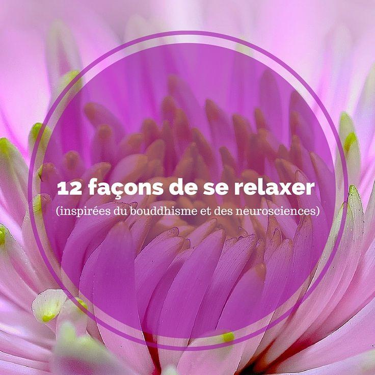 Et si je vous proposais de découvrir les méthodes les plus efficaces pour vous relaxer. C'est Rick Hanson et DR Richard Mendius qui nous les transmettent.