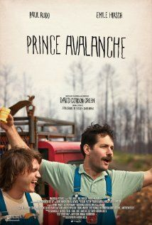 Prince Avalanche (2013) ★★ Weak & pointless.