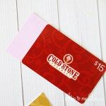 Buy Cold Stone Creamery Gift Card Online