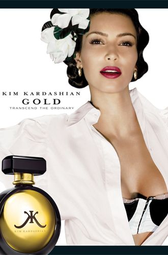 The Best Celebrity Perfumes: Kim Kardashian has six fragrances including Pure Honey and Gold.