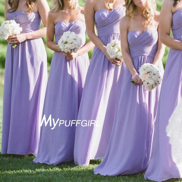 Mejores 117 imágenes de Bridesmaid Dresses en Pinterest | Damas de ...