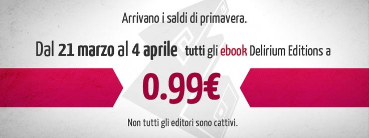 Spring Special Discounts