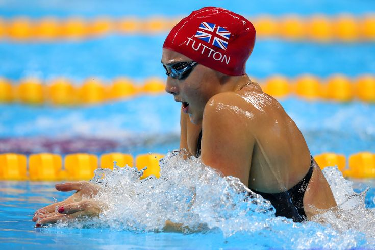 Chloe Tutton at Rio 2016